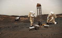Những người đầu tiên lên sao Hỏa sẽ định cư ở đâu?
