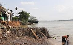 Vụ sạt lở gần bến phà ở Vĩnh Long: 'Đúng quy định là phải đình chỉ bến phà từ lâu'