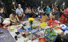 Khởi tố 11 người tổ chức đánh bạc ở Tiền Giang