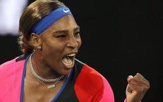 Đánh bại hạt giống số 2, Serena Williams gặp Naomi Osaka ở bán kết