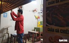 Hà Nội: Nhà hàng phục vụ trong nhà được hoạt động, ngồi cách nhau 1m có tấm chắn