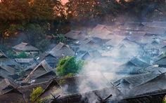 Bí ẩn: Ngôi làng 400 tuổi của 'bộ lạc nguyên thủy cuối cùng' ở Trung Quốc bị cháy rụi