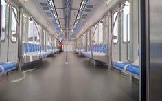 Metro số 1 Bến Thành - Suối Tiên tới năm 2022 mới khai thác thương mại