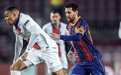 'Nhà vua (Messi) đã chết, Vua (Mbappe) muôn năm'