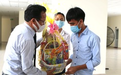 Sinh viên không được quay lại ký túc xá ĐH Quốc gia TP.HCM trước 28-2