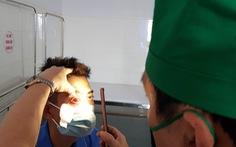 Nổ pháo, 3 người chấn thương mắt có thể bị mù vĩnh viễn