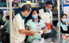 Hơn 96% công nhân Đồng Nai trở lại làm việc sau Tết