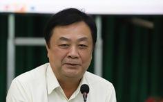 Thứ trưởng Lê Minh Hoan đề nghị lập nhóm nông nghiệp 13 tỉnh thành miền Tây