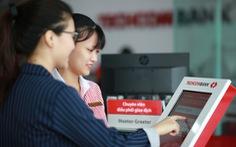 Ngân hàng đầu tiên tại Việt Nam có tỉ lệ tiền gửi không kỳ hạn vượt 45%