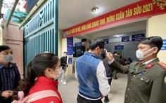 Cô gái 23 tuổi về từ Cẩm Giàng lại nói dối ở Hưng Yên