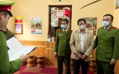 Cảnh cáo giám đốc Sở Y tế Sơn La liên quan vụ bắt nguyên phó giám đốc sở