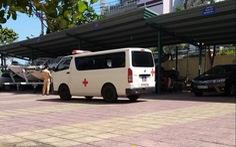 Tài xế và phụ xe từ Hải Dương đến Bình Thuận nộp phạt giao thông đã âm tính