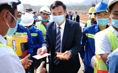 Chủ tịch Đà Nẵng cam kết hỗ trợ nhà đầu tư tối đa