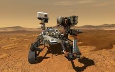 Tàu thăm dò Perseverance hạ cánh sao Hỏa sau '7 phút kinh hoàng'