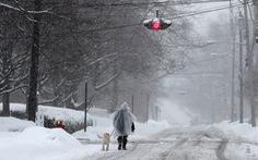 Bão tuyết lan tràn, trùm khắp bờ đông Mỹ