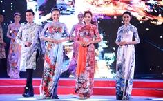 Tết xưa, tết nay Sài Gòn qua áo dài của nhà thiết kế Việt Hùng