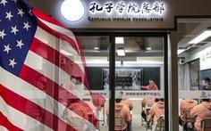 Mỹ muốn Đài Loan vào thay Trung Quốc ở Viện Khổng Tử