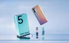 OPPO góp 4 trong 5 smartphone bán chạy nhất tháng 1-2021
