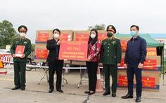 Bắc Giang ủng hộ Hải Dương 2 tỉ đồng phòng chống dịch COVID-19