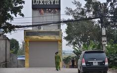 Vụ án mạng tại quán karaoke ở Hòa Bình: Phát hiện 4 người dương tính với ma túy
