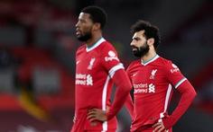 Liverpool sụp đổ