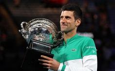 Novak Djokovic và lời khẳng định của đẳng cấp