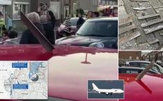 Máy bay Boeing của Mỹ và Hà Lan gặp lỗi động cơ khi đang bay, trùng hợp?