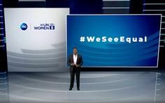 P&G cam kết hành động vì bình đẳng giới
