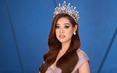Công bố hình ảnh Khánh Vân trong 'Road To Miss Universe 2020'