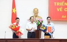 Đảo Phú Quý có tân bí thư Huyện ủy