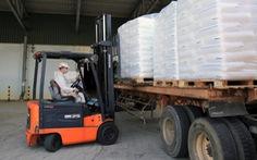 BSR sản xuất và xuất bán sản phẩm hạt nhựa mới T3045
