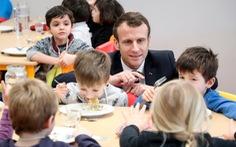 Bữa ăn không thịt tại trường học Pháp gây tranh cãi
