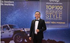Phó chủ tịch FLG Việt Nam vào Top 100 Phong cách Doanh Nhân 2020