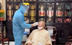Ông Nguyễn Thành Phong yêu cầu kiểm điểm chủ tịch phường để tụ tập ngàn người ở chùa Viên Giác