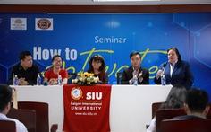 SIU khởi động tuyển sinh cùng học bổng 'khủng' năm 2021