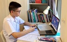Trường Quốc tế Á Châu phát triển nhiều kỹ năng cho học sinh qua dạy học trực tuyến