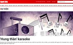 Từ loạt bài Tuổi Trẻ, Chủ tịch UBND TP.HCM chỉ đạo xử lý tới nơi 'ô nhiễm' tiếng ồn karaoke