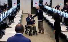 Vợ chồng Tổng thống Biden động viên Texas hồi phục sau bão