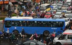 TP.HCM 'xin đường' cho xe buýt mini