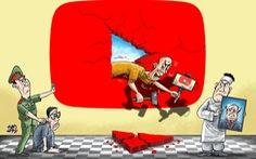 YouTuber 'giám sát CSGT làm nhiệm vụ', hiểu thế nào cho đúng?