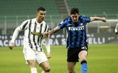 Khoảnh khắc Ronaldo 'cực bén', trừng trị sai lầm ngớ ngẩn của thủ môn và hậu vệ Inter