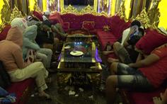 Phát hiện 24 người dương tính với ma túy trong quán karaoke