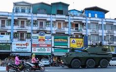 Mỹ - Trung và bàn cờ thế Myanmar