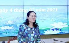TP.HCM bổ sung đại diện Sở Y tế và Ban quản lý an toàn thực phẩm vào tiểu ban phục vụ bầu cử