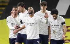 Man City tái lập khoảng cách 3 điểm với Man Utd