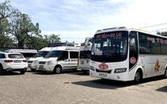 Phú Yên: Hãng xe khách phải trả lại tiền vé cho khách không còn đi xe