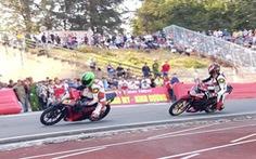 Cần Thơ dừng tổ chức giải đua xe môtô mùng 4 Tết Tân Sửu