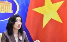 Việt Nam xác minh thông tin Trung Quốc xây căn cứ tên lửa sát biên giới
