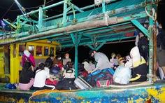 Khởi tố vụ án vụ đưa 38 người nhập cảnh trái phép bằng đường biển