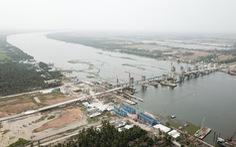 'Siêu công trình thủy lợi' ở miền Tây vận hành tạm
